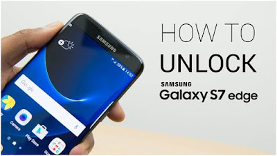 Dịch vụ unlock Samsung S7 Edge Nhật bằng code uy tín
