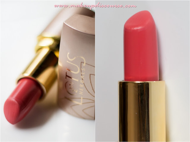 Crueltyfree and Vegan Lipsticks in India, Crueltyfree Makeup India, Lotus Herbals