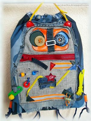 рюкзак для ребенка сшить