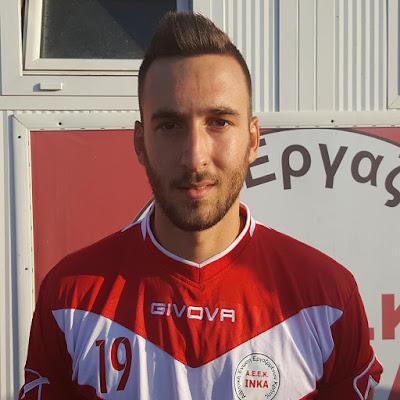 Παρελθόν από την ΑΕΕΚ ΙΝΚΑ αποτελεί ο ποδοσφαιριστής Κώστας Παπαθανασίου