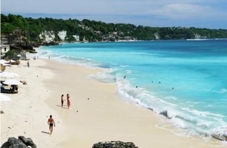Pantai Seminyak Wisata Bali Paling Hits
