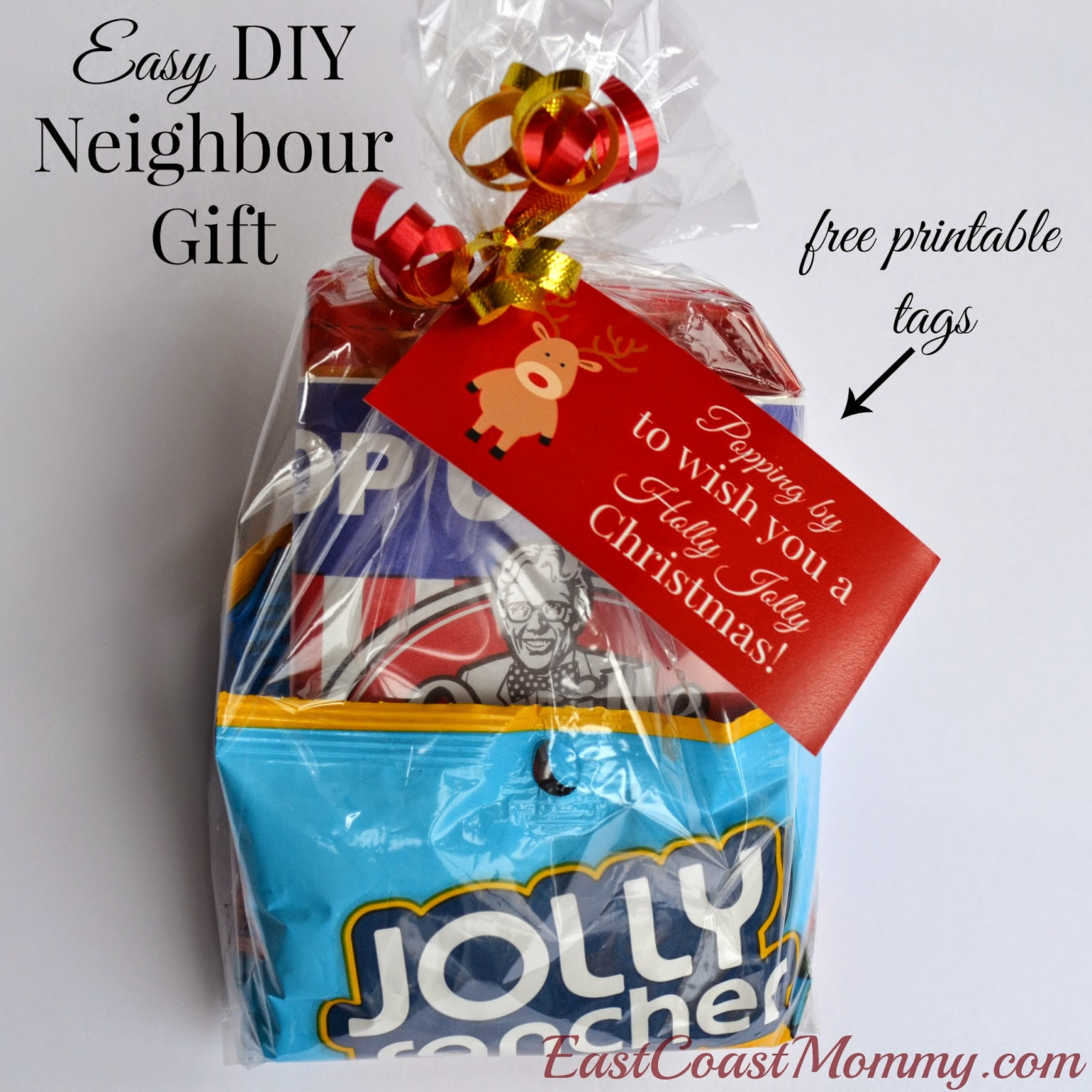 Quotes About Christmas Gifts: East Coast Mommy: Neighbour Gift Ideas For Christmas {free