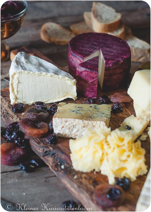 Alles Käse! Meine perfekte Käseplatte