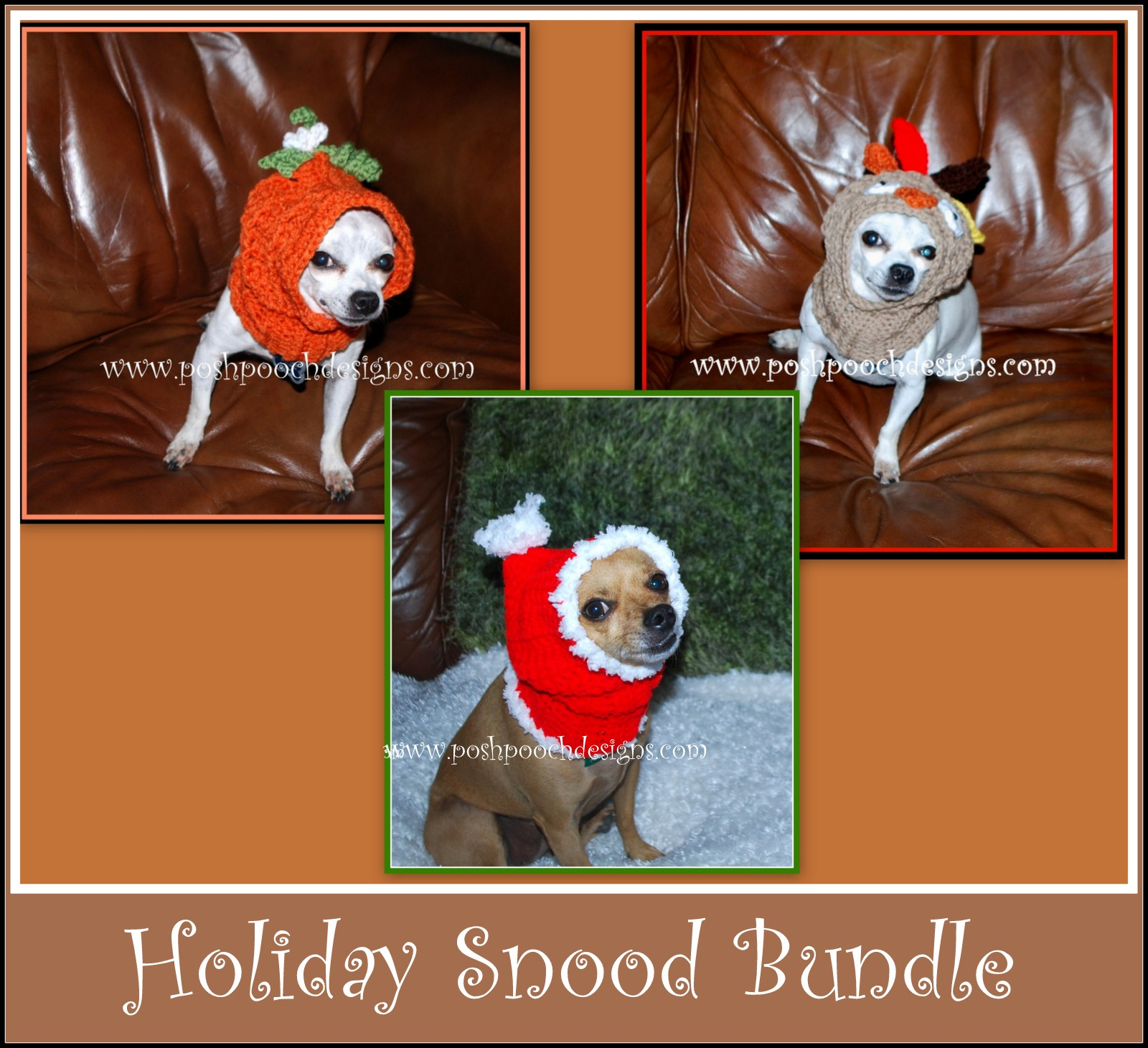 Posh Pooch Designs Dog Clothes: New Crochet Pattern ...