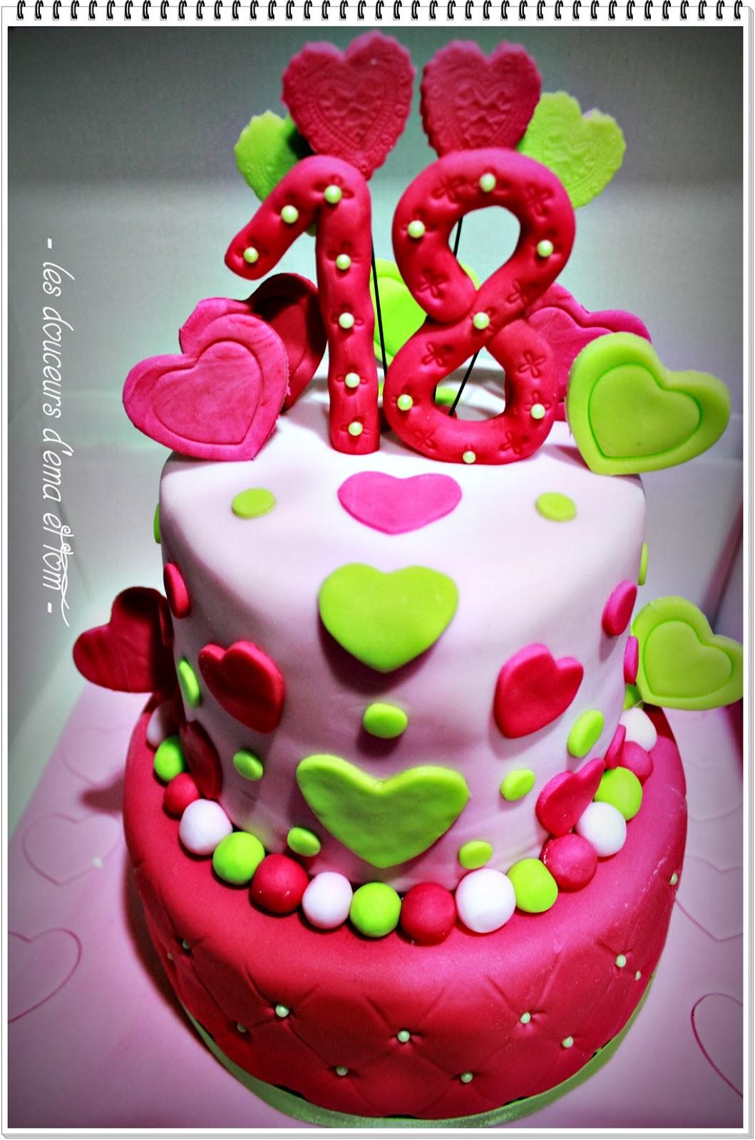 Concours Cake Design