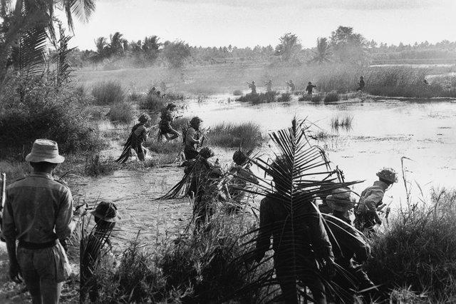 Foto Sejarah Perang Vietnam Yang Membuat Takjub Banyak Orang