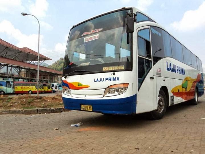 Bus Laju Prima Jet Bus Po Efisiensi