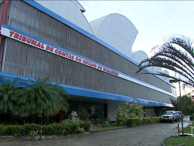 Sede do TCE-MA em São Luís-MA