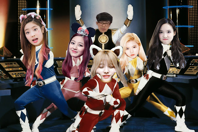 twice manager power rangers