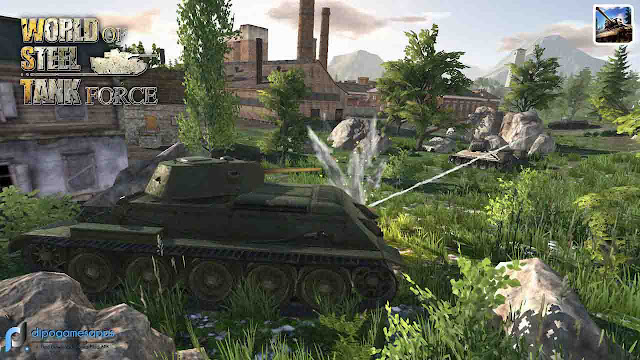 World Of Steel: Tank Force APK Latest Version