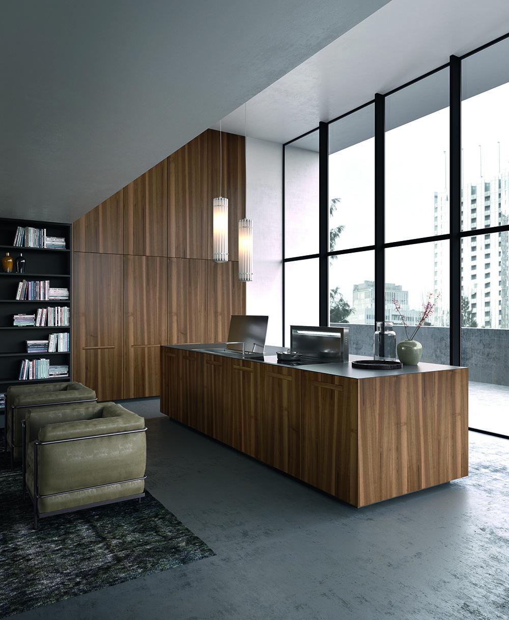 Arredo e design legno protagonista della cucina sintesi for Design della cucina