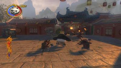 Kung Fu Panda Game (2)