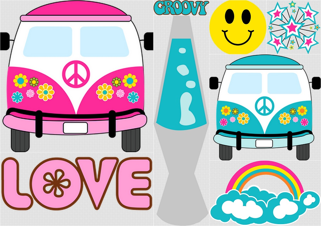 Hippy Party Clip Art.   Oh My Fiesta For Ladies!