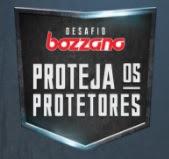 Promoção Desafio Bozzano Proteja Os Protetores Liga da Justiça
