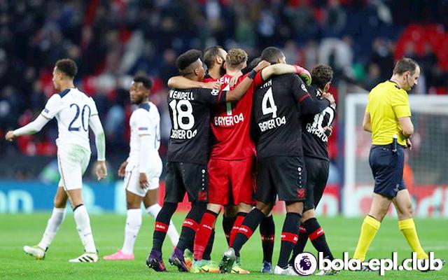 Highlight Tottenham Hotspur 0 - 1 Bayer Leverkusen 3 November 2016