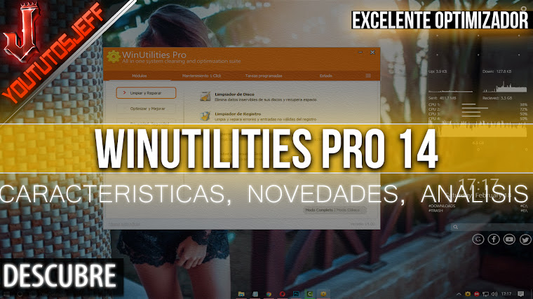 WinUtilities Professional 14 | Optimizador de Rendimiento, novedades, caracteristicas
