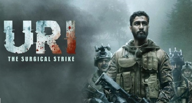 URI-The Surgical Strike Full Movie Download Online Tamilrockers On Torrents Piracy Massage