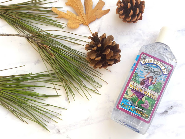 Humphrey's Skin Softening Facial Toner (Lilac Witch Hazel - Alcohol Free)