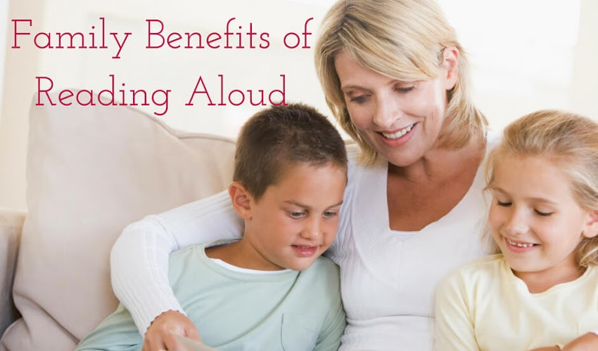 Awesome Whole Family Benefits of Reading Aloud
