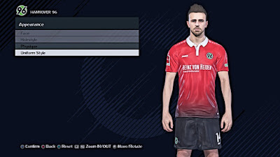 PES 2018 Bundesliga Wet Kits Season 2017/2018 by affan7x