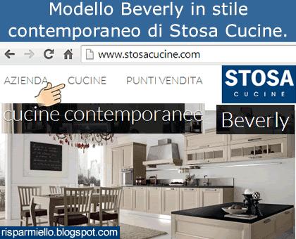 Risparmiello: Stosa Cucine Beverly prezzi e opinioni