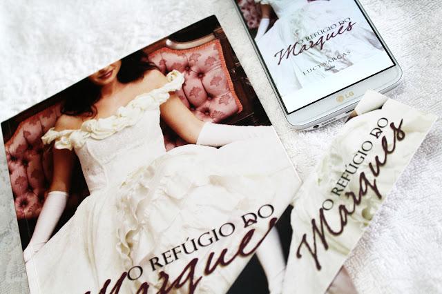 O Refúgio do Marquês - Lucy Vargas