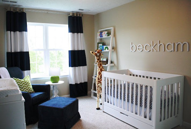paint designs for baby boy room