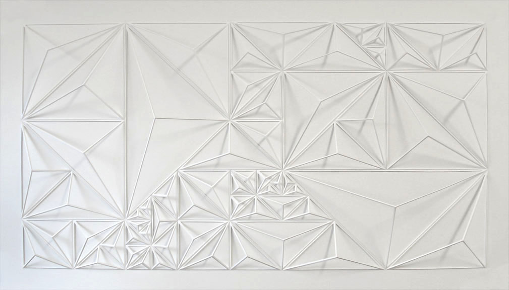 NEST OF PEARLS: Matt Shlian's paper masterpieces will take