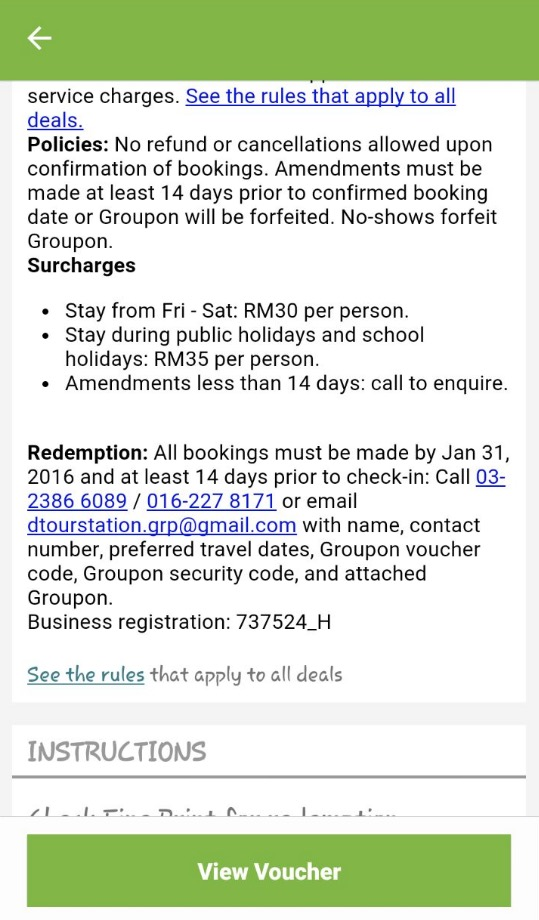 D'tourstationtravel sdn.bhd Scammer