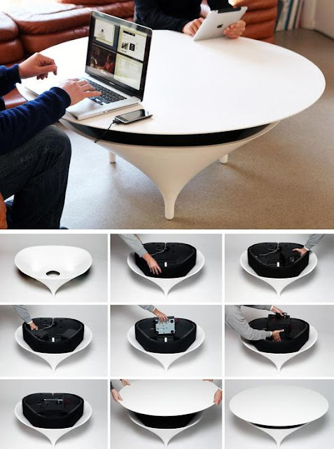 Cool and Creative Multi Purpose Coffee Tables (15) 11