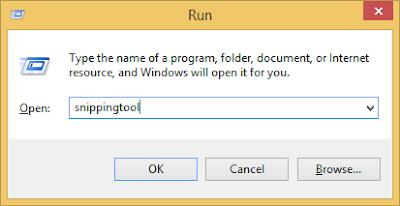 Cara Cepat Screenshot dengan Snipping Tool