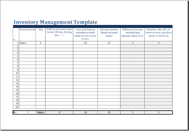 Free Printable Book Inventory Template in excle Download Free – Book Inventory Template