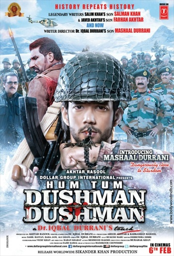 Hum Tum Dushman Dushman 2015 Hindi 720p HDRip 800mb