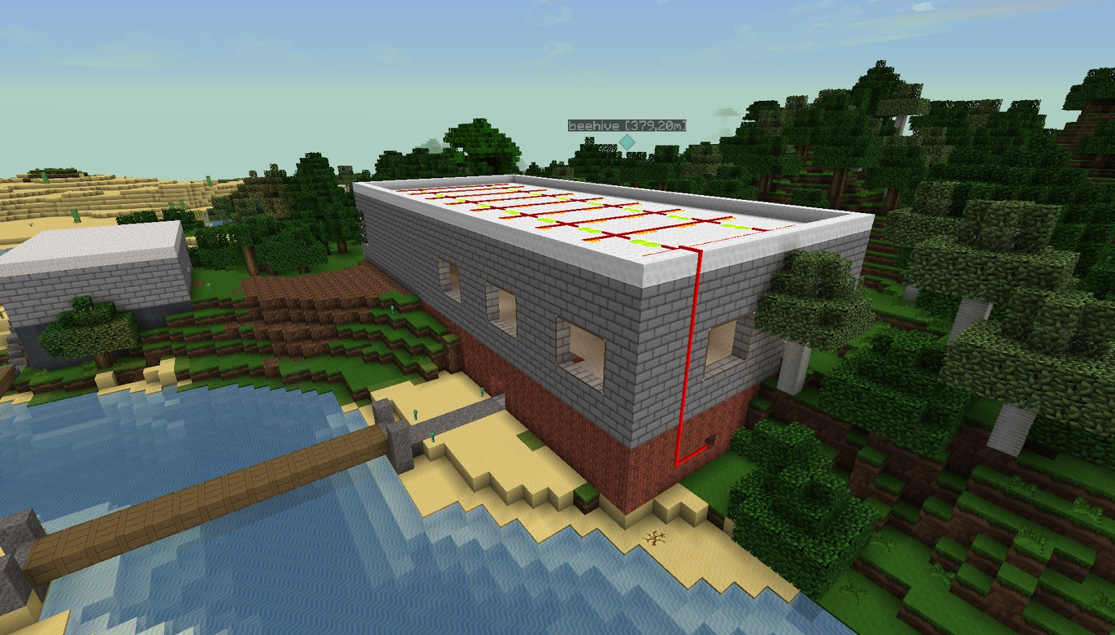 Minecraft With Myzx Tekkit Automatic Solar Panel Machine