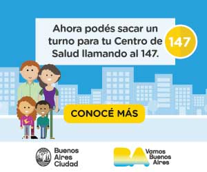 Turnos web Salud - Buenos Aires Ciudad