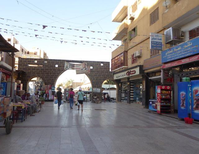 mercato assuan