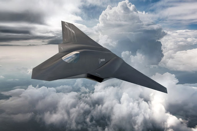 USAF sixth generation fighter jet