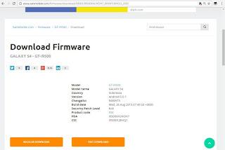 Download Firmware Samsung I9500 BI