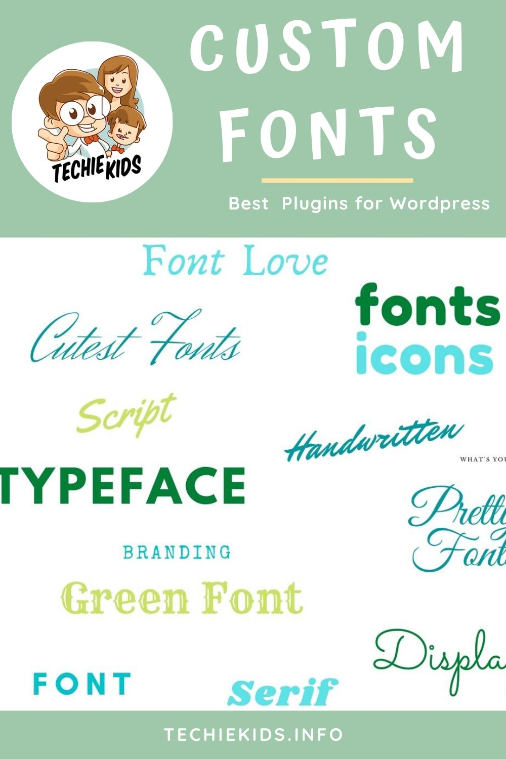 The Top 5 WordPress Plugins for Adding Custom Fonts