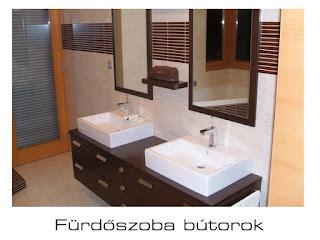Gold Bútor - fürdőszoba bútorok