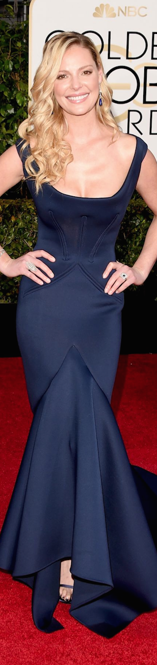 Katherine Heigl 2015 Golden Globe Awards