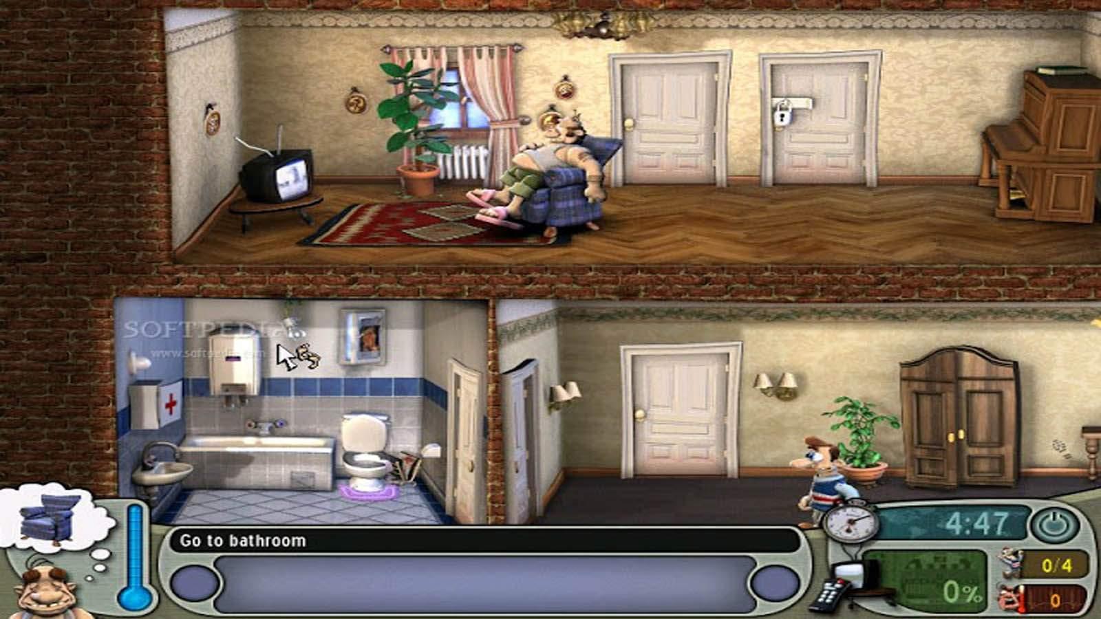 تحميل لعبة Neighbor From Hell 1 مضغوطة برابط واحد مباشر كاملة مجانا