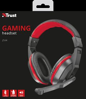 cuffie trust gaming