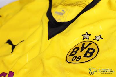 Camisa Borussia Dortmund Europa League 2015