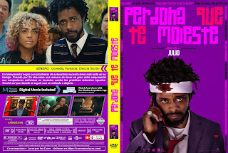 CARATULA PERDONA QUE TE MOLESTE - SORRY TO BOTHER YOU - 2018