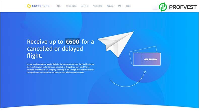 Sky Refund обзор и отзывы HYIP-проекта