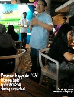 Kumpul blogger inovasi BCA