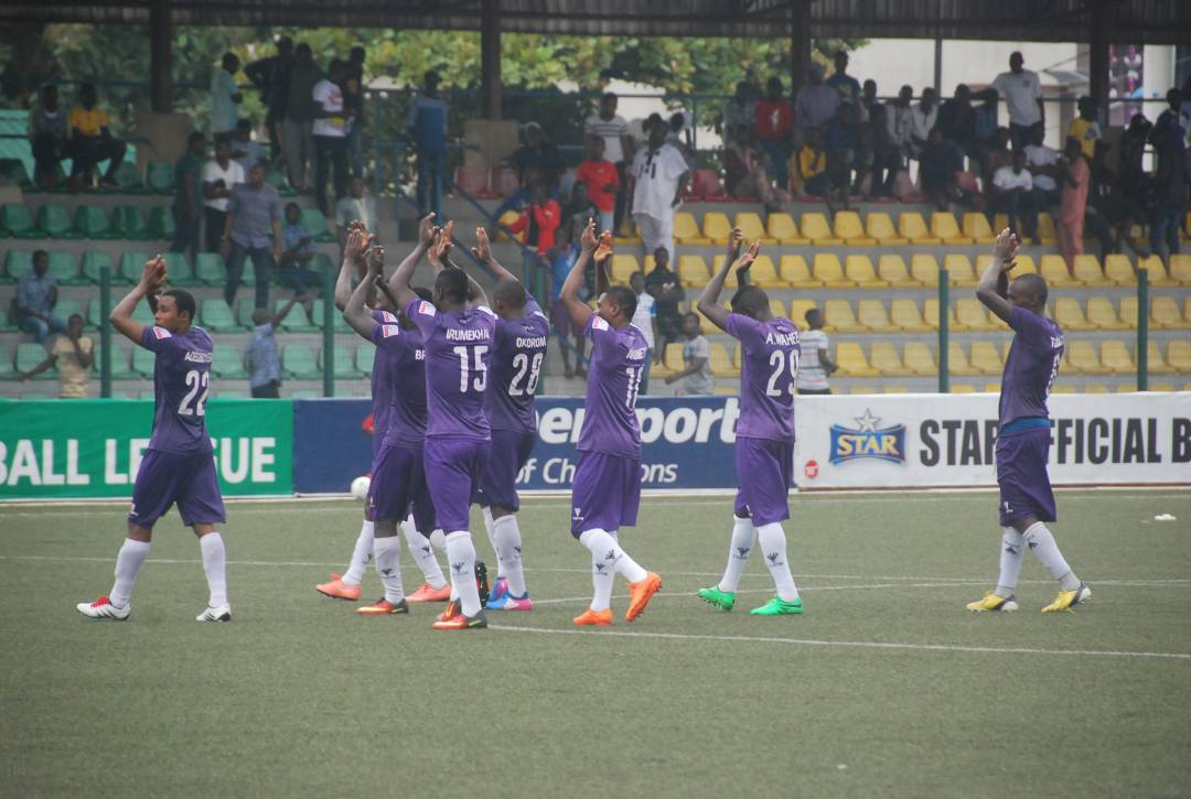 MFM FC claim vital win over Gombe United