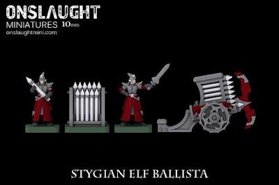 Stygian Elf Ballista picture 1