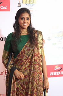 Smitha at Mirchi Music Awards South 2017 ~  Exclusive Celebrities Galleries 009.JPG